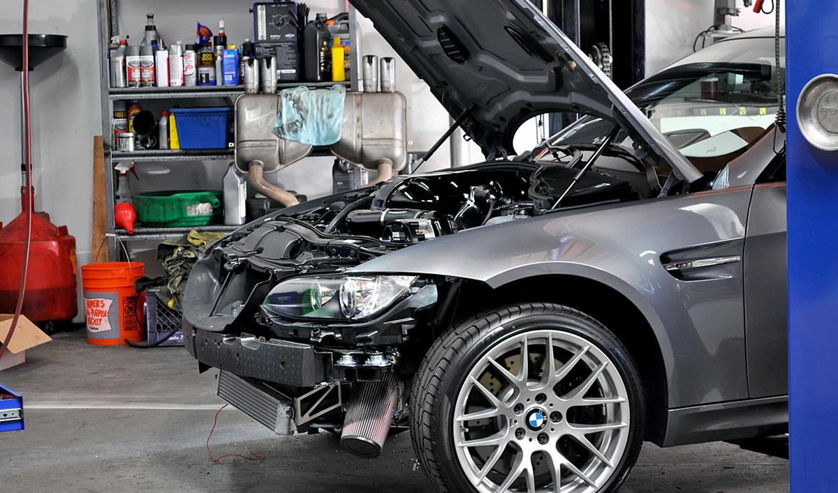 СПБ-ГЛУШИТЕЛЬ - ремонт катализатора и сажевого фильтра на автомобилях BMW