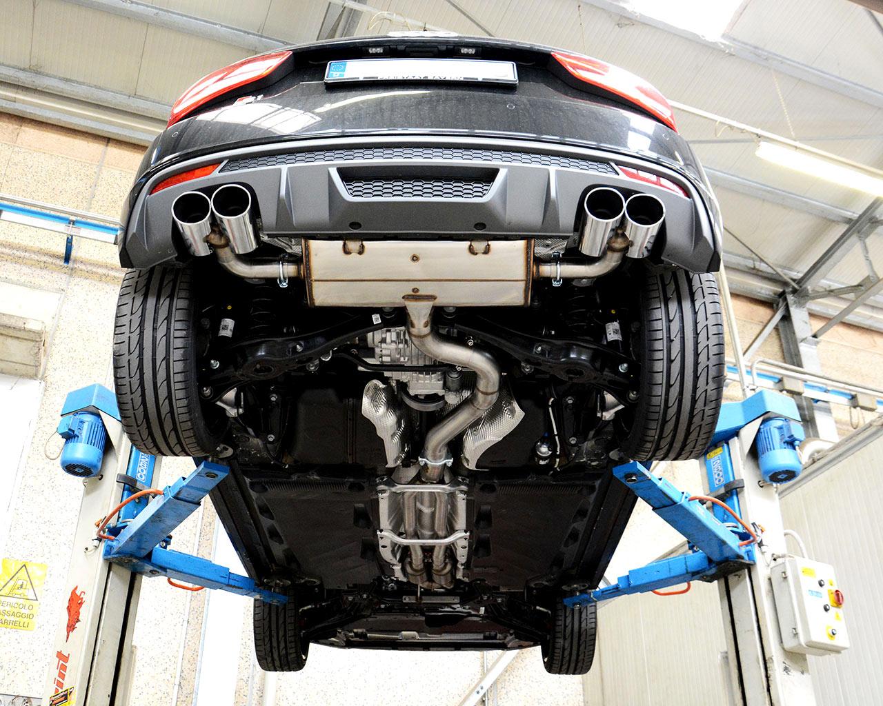 CПБ-ГЛУШИТЕЛЬ - Ремонт-катализатора-сажевого-фильтра-Audi