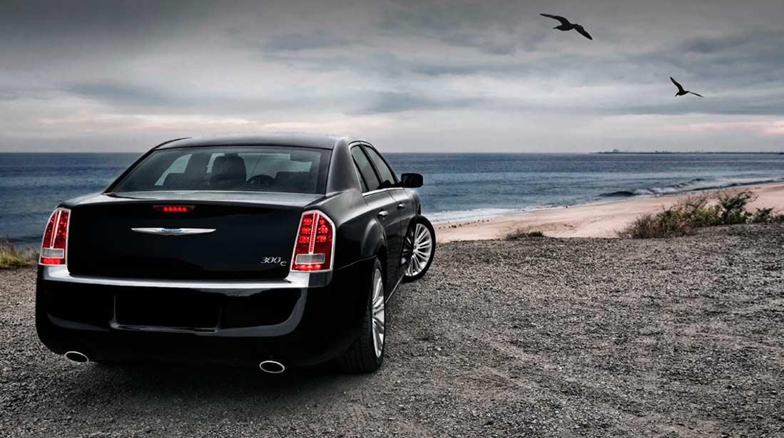 ремонт глушителя Chrysler