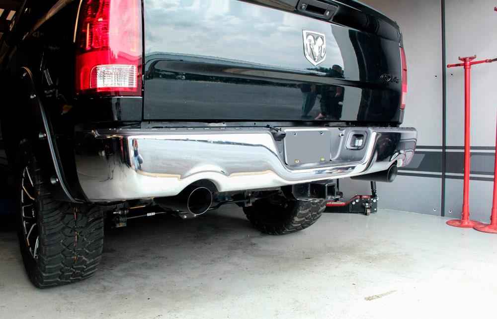 удаление катализатора Dodge