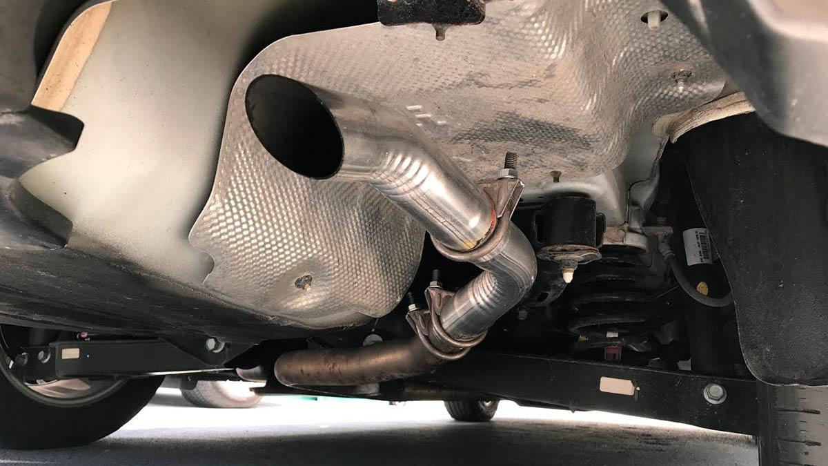 удаление катализатора Hyundai