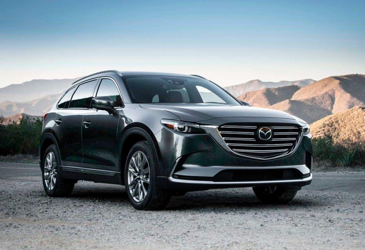 ремонт глушителей Mazda