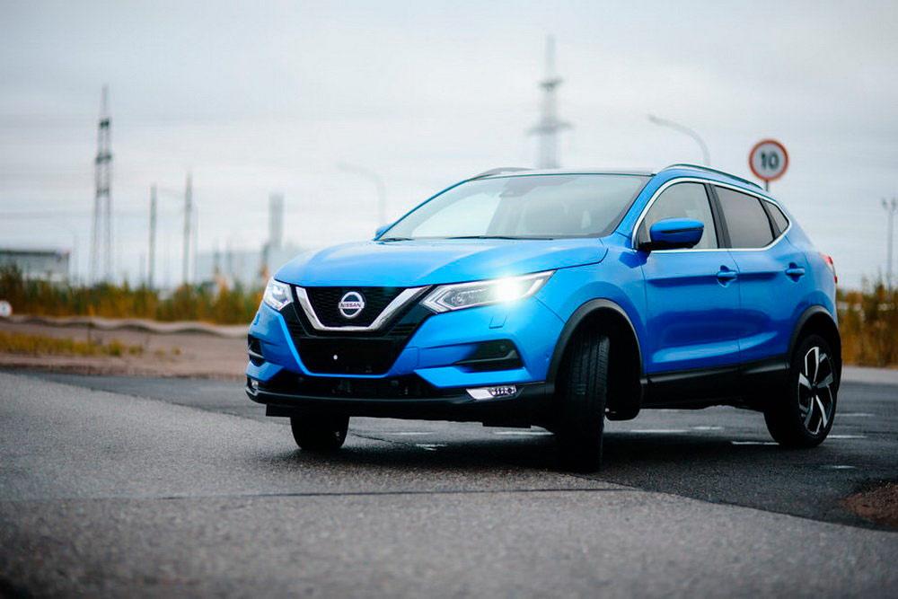 ремонт глушителей Nissan
