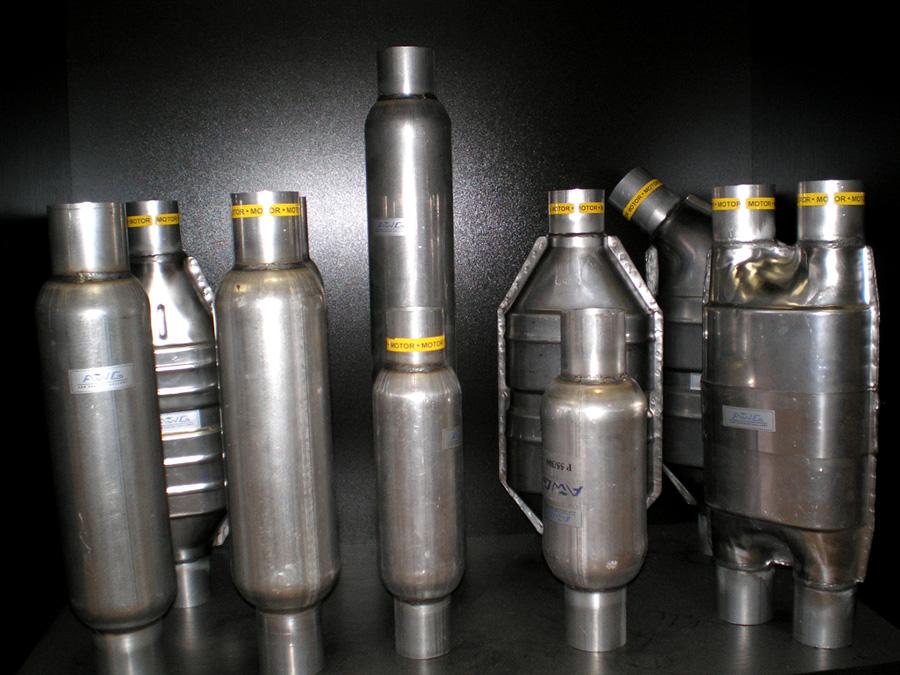 СПБ-Глушитель - Установка пламегасителей