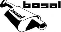 Глушители и катализаторы Bosal