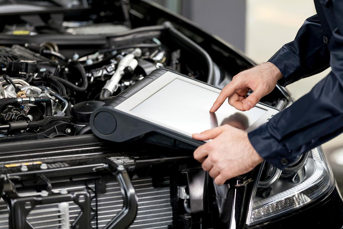 """СПБ-Глушитель - Компьютерная диагностика двигателя """"Check engine"""""""
